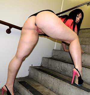 Big Ass High Heels Porn Pictures
