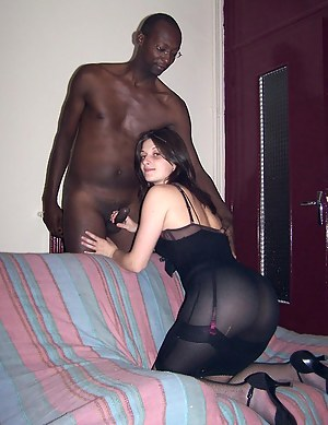 Big Ass Interracial Porn Pictures